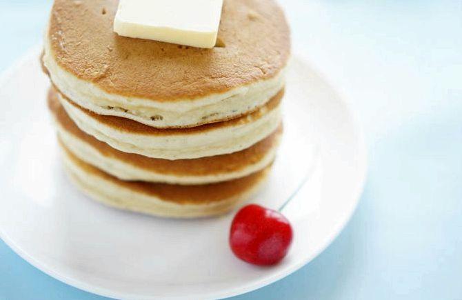 Американские панкейки рецепт с фото пошагово