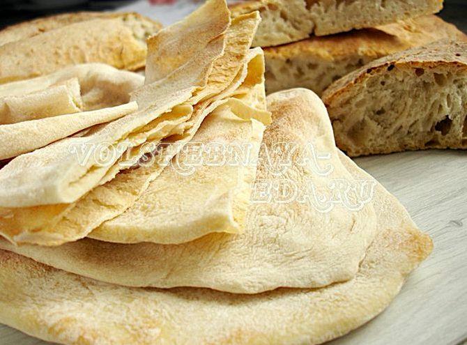 Армянский лаваш рецепт в домашних условиях