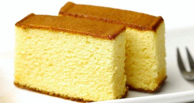 Бисквит классический рецепт от селезнева