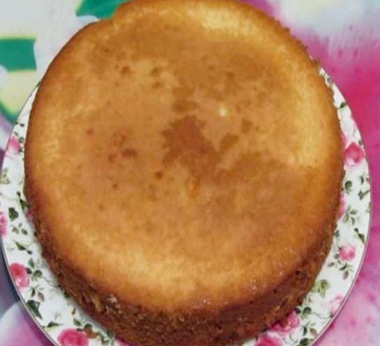 Бисквит рецепт с фото пошагово в домашних условиях простой
