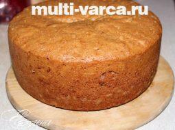 Бисквит в мультиварке панасоник 18 пошаговый рецепт с фото