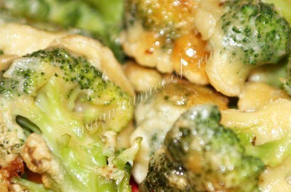 Брокколи в кляре рецепт пошагово с фото