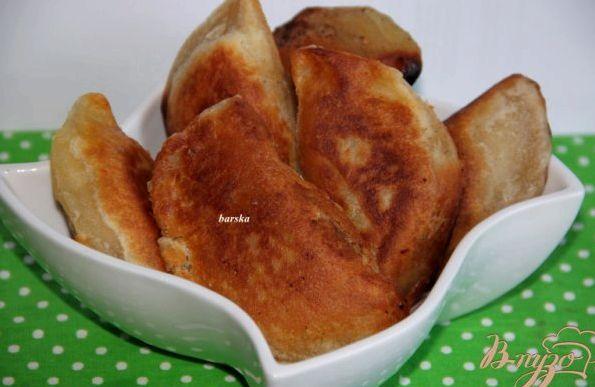 Чебуреки на заварном тесте рецепт с фото пошаговый