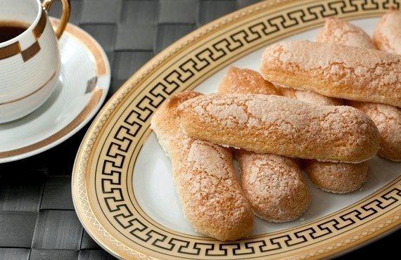 Дамские пальчики рецепт печенье с фото