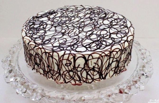 Дамские пальчики торт пошаговый рецепт