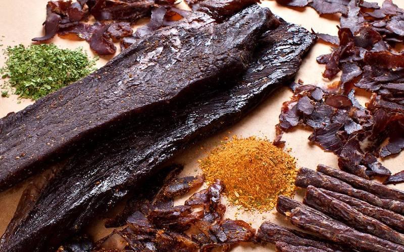 Рецепт вяленое мясо в сушилке для овощей
