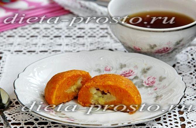 Диетические морковные котлеты рецепт с фото пошагово