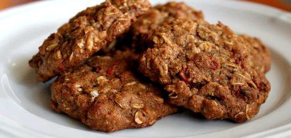 Диетическое овсяное печенье в домашних условиях рецепт с фото