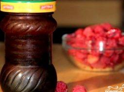 Джем из малины с желатином на зиму пошаговый рецепт