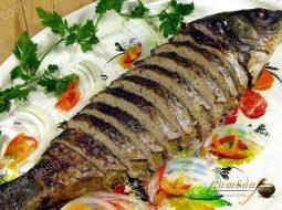 Фаршированная щука по еврейски рецепт с фото