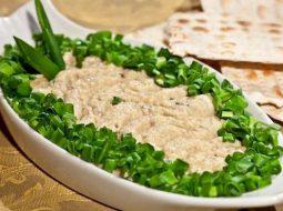 Форшмак рецепт из сельди классический еврейский рецепт