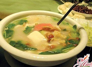 Фото рецепт суп с морепродуктами рецепт с фото