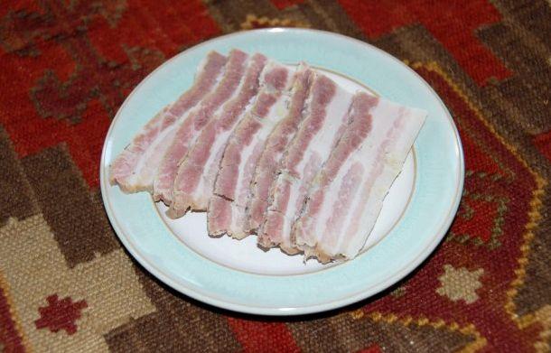 Грудинка свиная соленая рецепт отварная