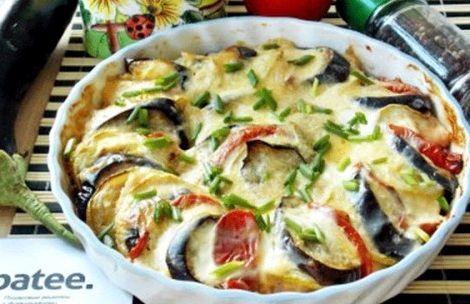 Грудка куриная с овощами запеченная в духовке рецепт с фото