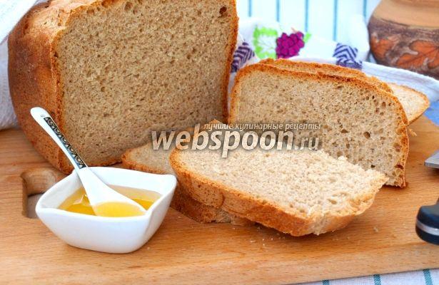 Хлеб дарницкий рецепт для хлебопечки