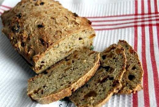 Испечь бездрожжевой хлеб дома в духовке рецепт