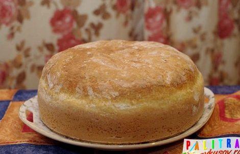 Испечь хлеб дома в духовке рецепт простой с сухими дрожжами