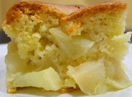 Яблочная шарлотка рецепт от юлии высоцкой