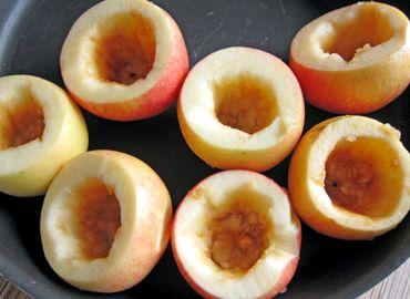 Яблоки запеченные в духовке для кормящей мамы рецепт