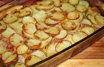 Кабачки с овощами в духовке рецепт с фото