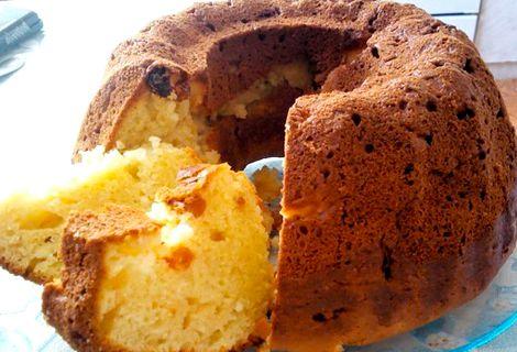 Как испечь кекс на кефире в духовке рецепт и фото