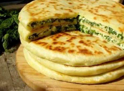 Как приготовить хачапури с сыром в домашних условиях рецепт с фото