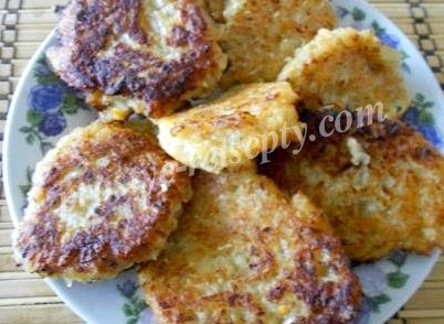 Как приготовить капустные котлеты рецепт с фото пошагово