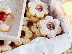 Как приготовить песочное печенье в домашних условиях рецепт с фото