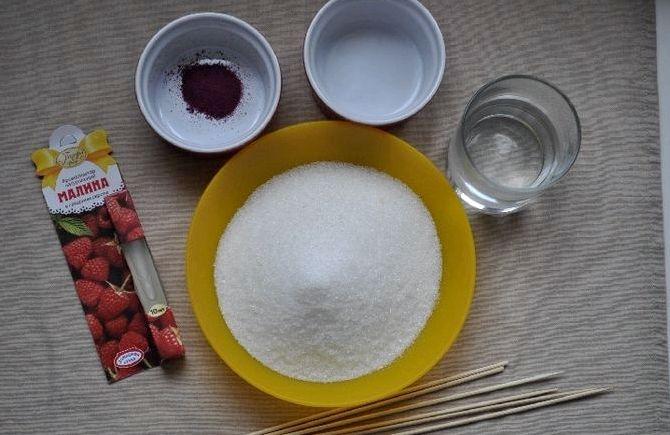 Как сделать карамель из сахара в домашних условиях рецепт