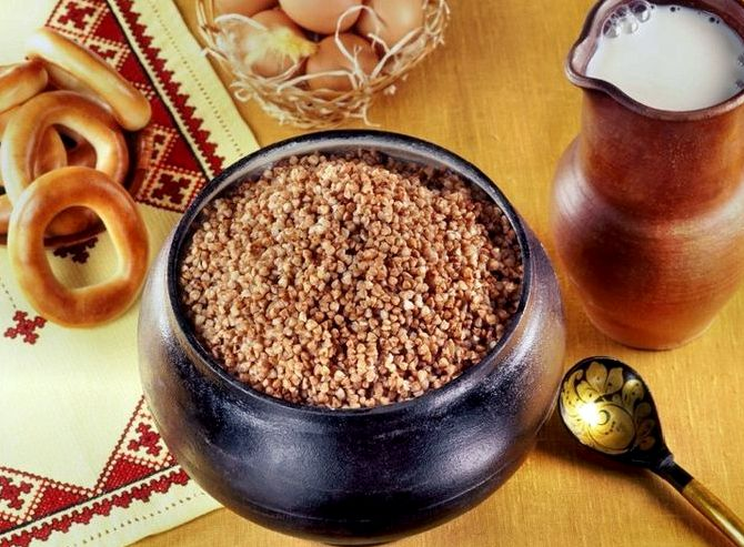 Как варить гречку в кастрюле на воде простой рецепт