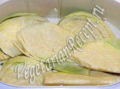 Капуста белокочанная в кляре пошаговый рецепт с фото