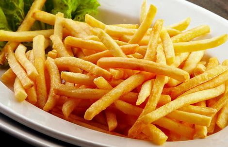 Картофель фри как в макдональдсе рецепт