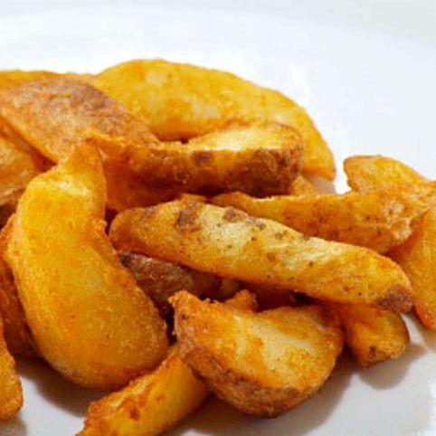 Картофель по-деревенски рецепт как в макдональдсе