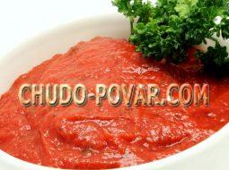 Кетчуп на зиму рецепт в домашних условиях