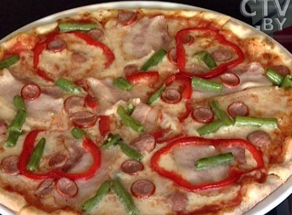 Классическая итальянская пицца рецепт