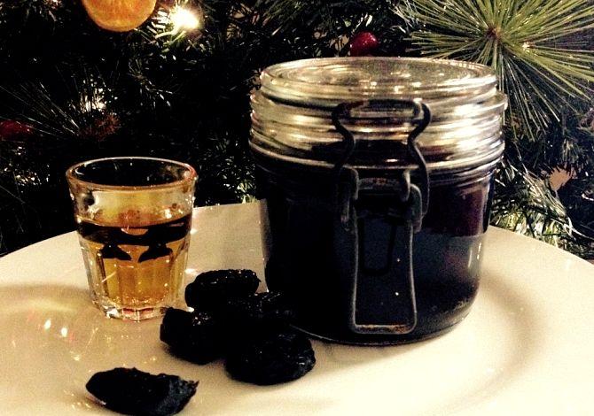 Коньяк в домашних условиях рецепт из водки с черносливом
