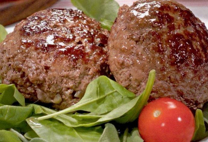 Котлеты из фарша говядины и свинины рецепт с фото
