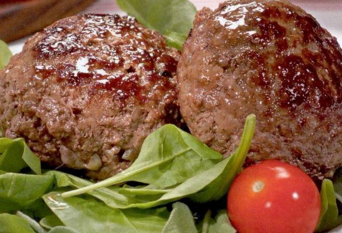 Котлеты из фарша из говядины и свинины рецепт