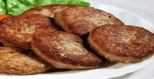 Котлеты из печени говяжьей рецепт с фото в духовке