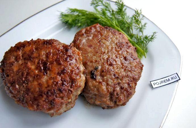 Котлеты из свинины пошаговый рецепт с фото