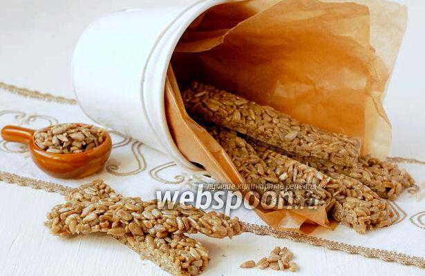 Козинаки в домашних условиях рецепт из семечек