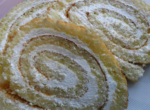 Крем для рулета бисквитного рецепт с фото