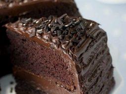Крем для шоколадного бисквита рецепт
