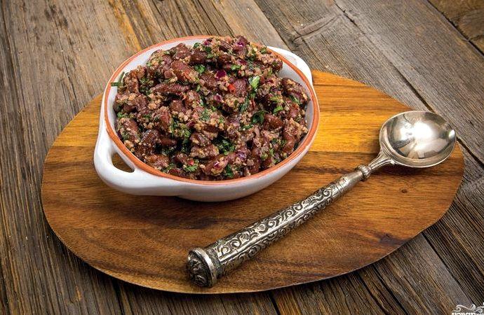 Лобио по-грузински пошаговый рецепт с фото