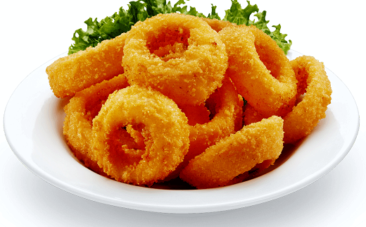 Луковые кольца как в бургер кинг рецепт