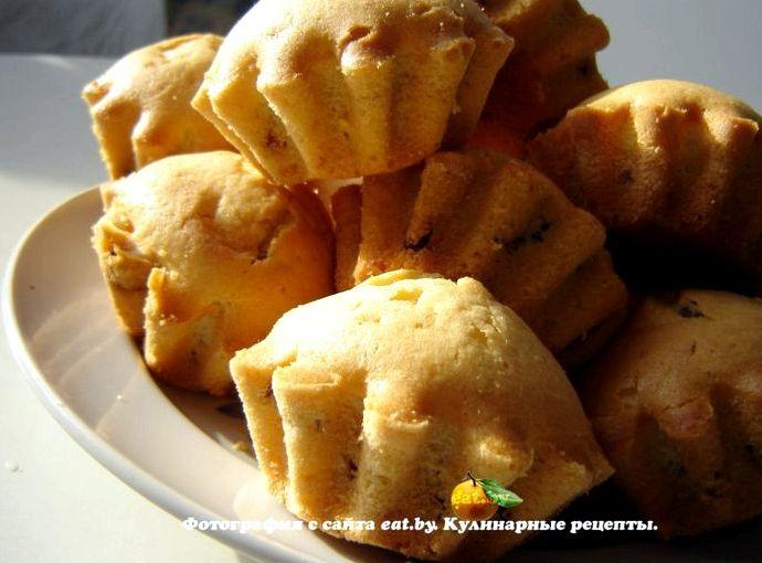 Маффины рецепт с фото пошагово с изюмом