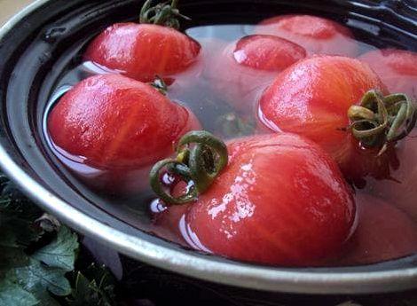 Малосольные помидоры и огурцы рецепт быстрого приготовления в кастрюле