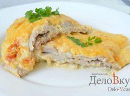 Мясо по-французски рецепт куриное мясо