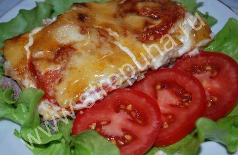Мясо по французски рецепт с фото на сковороде