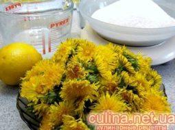 Мёд из одуванчиков пошаговый рецепт с фото